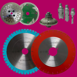 Diamond Cutting / Shaping Tools